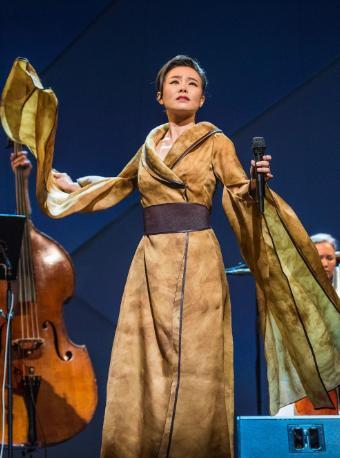 龚琳娜二十四节气古诗词音乐会