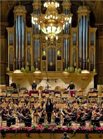 中国广播民族乐团音乐会