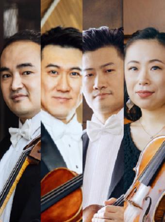致贝多芬:国家大剧院四重奏音乐会