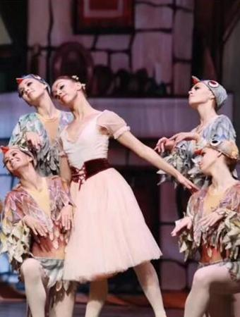 芭蕾舞团《白雪公主》