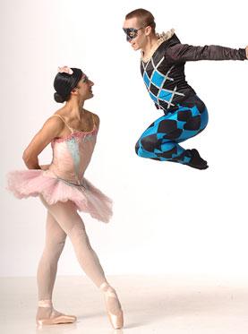 男子芭蕾也疯狂