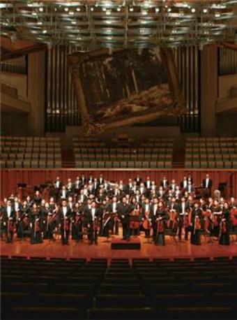 纪念马勒逝世110周年:中央歌剧院交响乐团音乐会