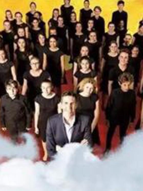 西班牙拉斯维里达斯合唱音乐会