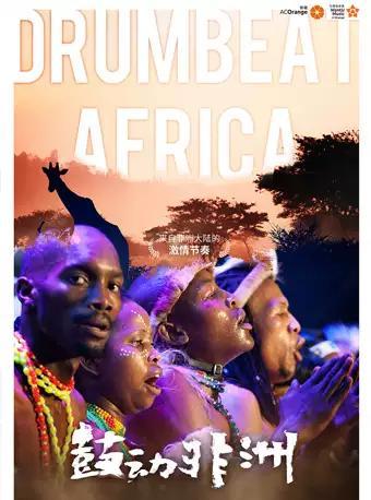 """贵阳 """"鼓动非洲""""来自非洲大陆的激情节奏"""