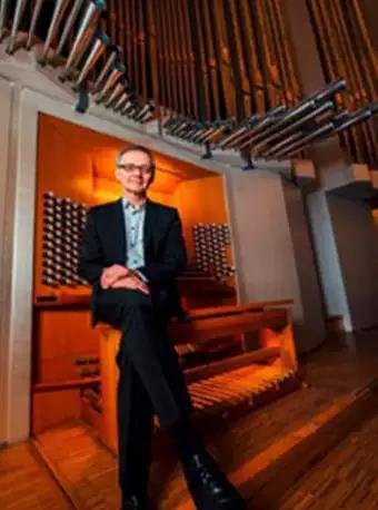 《德国管风琴大师凯·约翰森音乐会》青岛