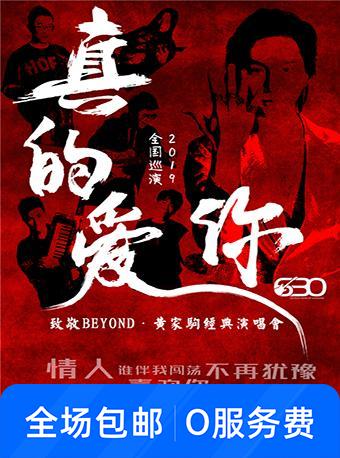 致敬BEYOND 黄家驹演唱会 武汉站