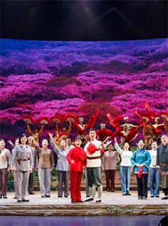 【北京】2021歌剧节:中国歌剧舞剧院音乐会版民族歌剧《小二黑结婚》