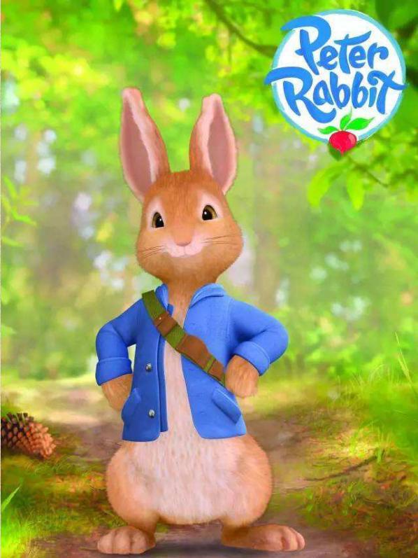 彼得兔守护万圣节