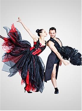 2017上海市民文化节·嘉定公益文化周 当代舞《回声》