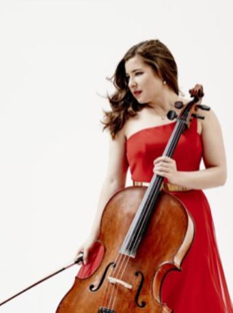 大提琴女神艾丽莎韦勒斯坦音乐会