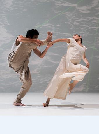 舞作《白水》《微尘》