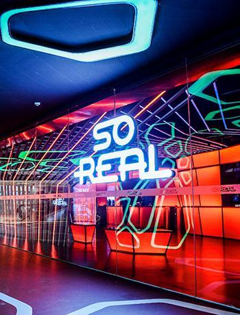 SoReal·焕真 超体空间VR