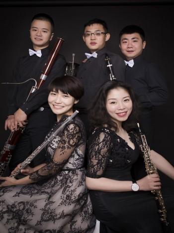 《东方歌谣》 重庆木管五重奏