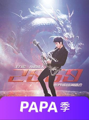 王力宏巡回演唱会-海口站