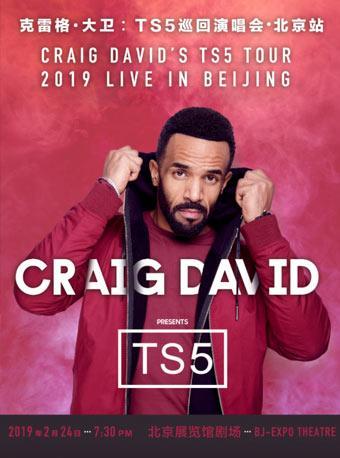 克雷格·大卫巡回演唱会北京站