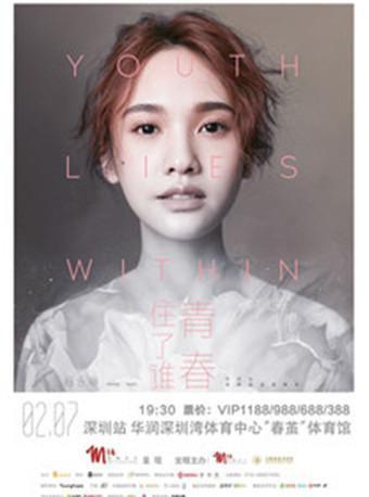 【减30元】杨丞琳演唱会深圳站