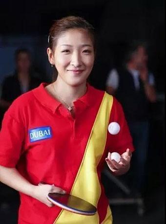 (刘诗雯,朱雨玲)国际乒联女子世界杯