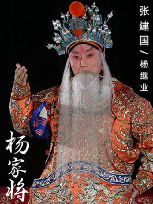 北京 京剧《杨家将》