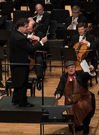 维也纳约翰施特劳斯管弦乐团音乐会