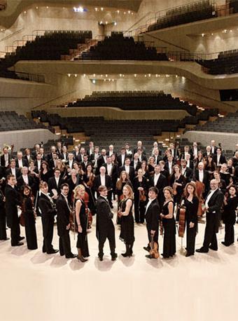 北德广播易北爱乐乐团与上海乐队学院音乐会