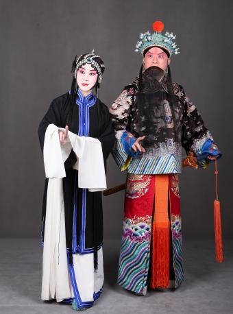 京剧《红鬃烈马》