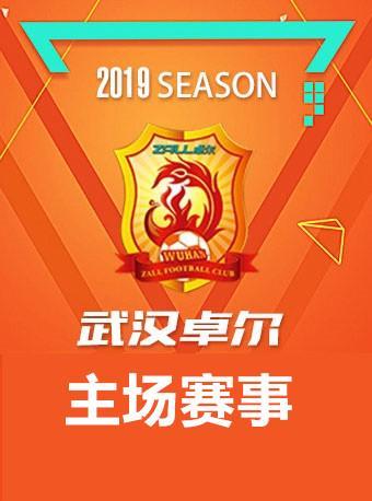 2019中国足球超级联赛武汉卓尔主场赛事