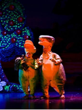 儿童剧《侏罗纪公园·我不是霸王龙》武汉站