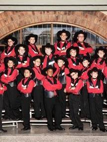 美国亚利桑那图森男童合唱团音乐会