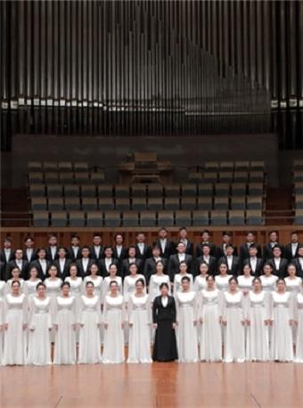 吳靈芬與國家大劇院合唱團音樂會