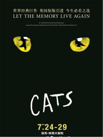 《演出延期》音乐剧《猫》CATS
