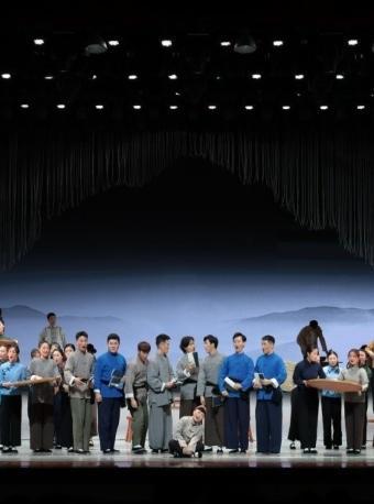 民族歌剧《太白雪》