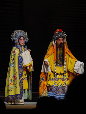 院庆演出季 上海昆剧团《长生殿》四本 第三本《马嵬惊变》