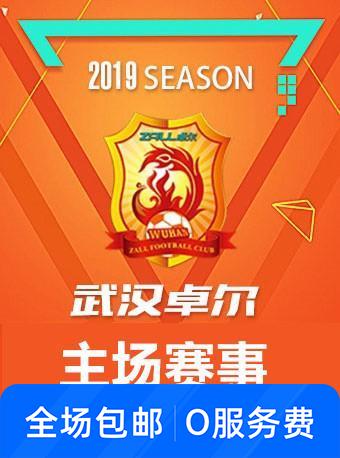 中超联赛第 18轮武汉卓尔VS苏宁易购