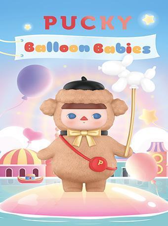泡泡玛特精灵气球宝宝系列盲盒