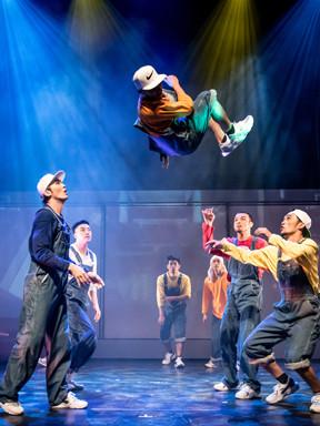 台湾TBC舞蹈团《梦舞街》