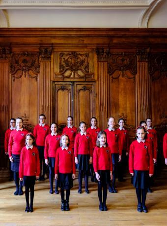 法国天空之光女童合唱团