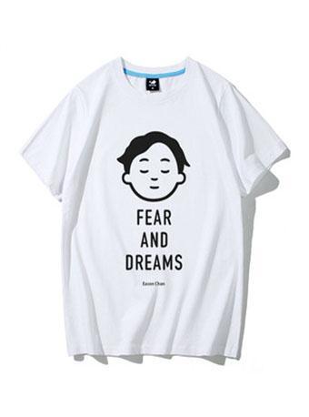 陈奕迅2020巡回演唱会周边同款短袖T恤
