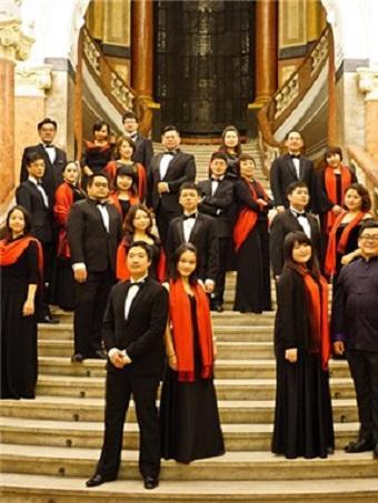 """""""歌·颂""""台北爱乐室内合唱团音乐会"""