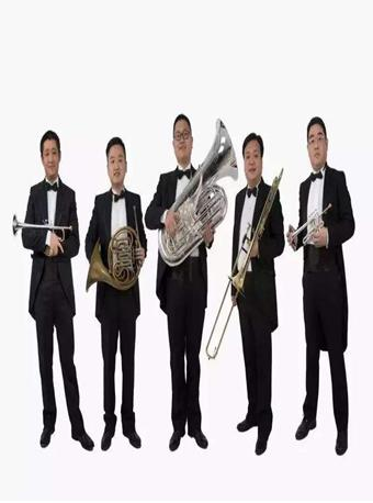 重庆铜管五重奏《那些年,那些动漫》