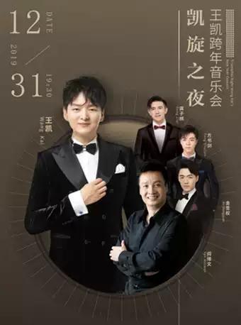 凯旋之夜-王凯跨年音乐会
