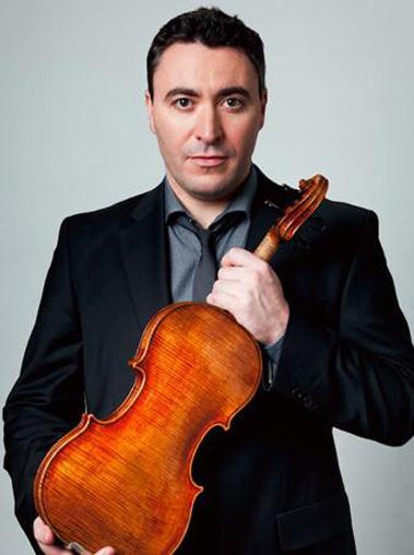 文格洛夫小提琴独奏音乐会