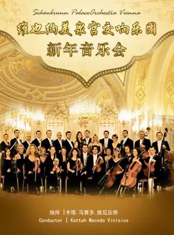 维也纳美泉宫交响乐团成都新年音乐会 成都