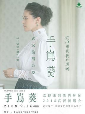 手嶌葵武汉演唱会