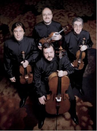 《鲍罗丁四重奏音乐会》
