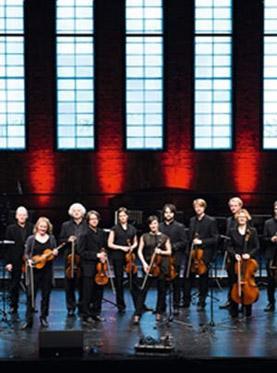 斯图加特室内乐团音乐会