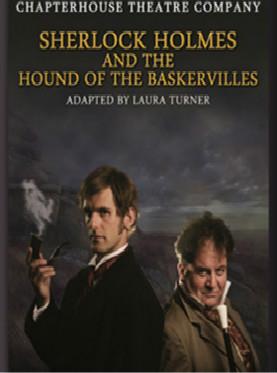 英国书屋剧院《福尔摩斯-巴斯克维尔的猎犬》 SHERLOCK HOLMES AND THE HOUND OF THE BASKERVILLES