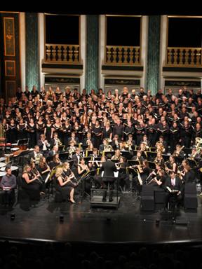 杭州大剧院2017国际音乐节 德国巴伐利亚管乐团音乐会