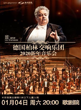 德国柏林交响乐团新年音乐会