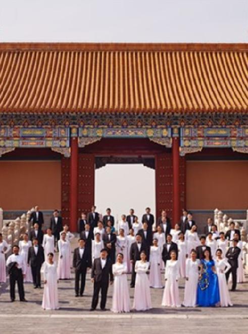 百年经典-中国交响乐团合唱团音乐会