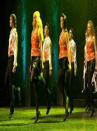 《爱尔兰国家舞蹈团经典踢踏舞——舞之韵》